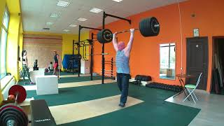 #Weightlifting steers and 55 years