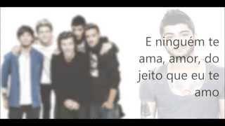 Fireproof One Direction Tradução Legendado PT BR
