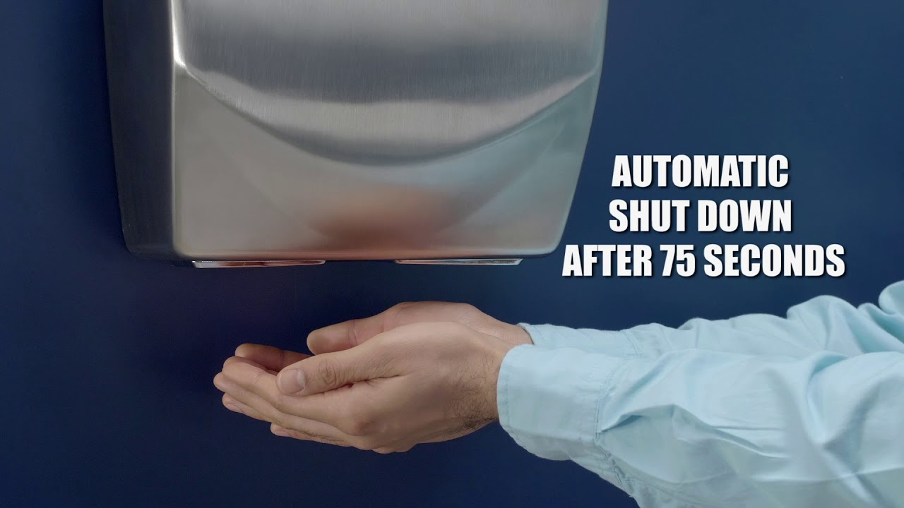 Askon AS 25 IR Series Heavy Duty Hand Dryers - India's No.1 Brand - 95% cost saving v/s paper towels