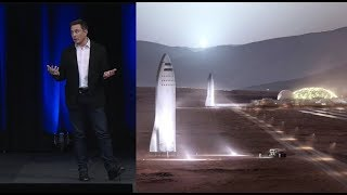 Elon Musk's FULL Speech at the 2017 International Astronautical Congress