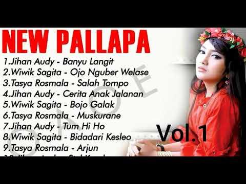 Top Artis Tepopulernya New Pallapa Full Album Vol.1
