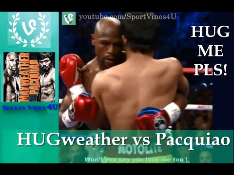 MAYWEATHER VS PACQUIAO - FUNNY Recap