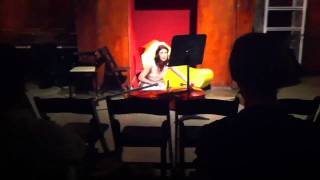 Lisa Dowling - bass - John Cage - The Wonderful Widow of Eighteen Springs