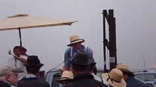 Funny Amish Auctioneer