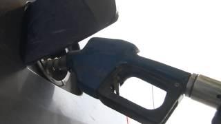 На автозаправках Темиртау вырос в цене бензин