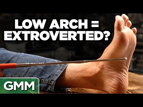 Download Youtube: Do Your Feet Determine Your Personality?