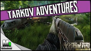 Escape from Tarkov - NEW Update! Tarkov Adventures (60FPS ENG)