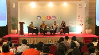 Government Panel: IP Rights Protection in Indonesia