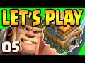 Gambar cover UNLOCKING DRAGONS!  TH7 Let's Play ep5 | Clash of Clans