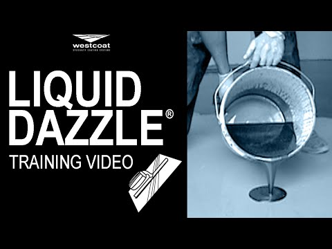 Westcoat Liquid Dazzle 174 Training Video Youtube