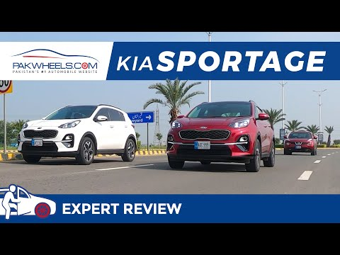 Kia Sportage 2020 | AWD | Expert Review | 0 to 100 Test | PakWheels
