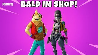 😍 All Skins, Emotes, Gliders... BALD in the FORTNITE SHOP! Rapper & Robot Skin