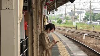 鹿児島本線817系普通列車