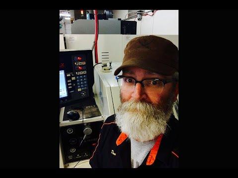 2017 NAHBS. Don Ferris,  Anvil Bikeworks: The Artisan's Artisan