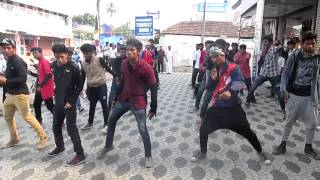 FLASH MOB by NCIT STUDENTS ,CHALAKUDY