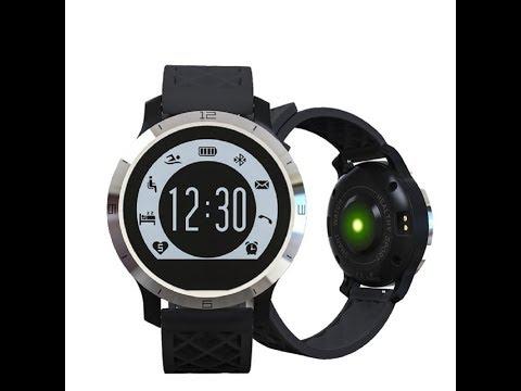 Relógio Smart Sport Watch F69 Monitor Cardíaco