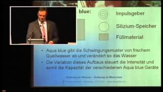 1/2: Thomas Löhnert: Wasser, das Lebenselixier Nr. 1