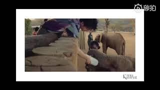 [190324] Phim tài liệu chuyến công ích Châu Phi của Khải Boss 《K-moment×Hi Africa》is coming soon