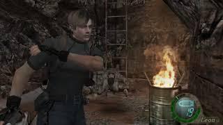 Resident Evil 4 part 15 essa part foi Tensa!