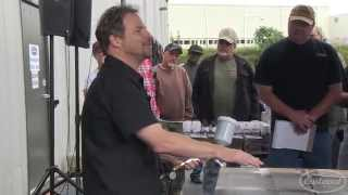 How To Paint & Set Up Your Spray Gun - Great Tips with Kevin Tetz at Eastwood Part 2 of 2