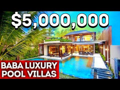 Phuket luxury property.