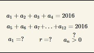 Zadanie otwarte za 5 pkt - ciąg arytmetyczny