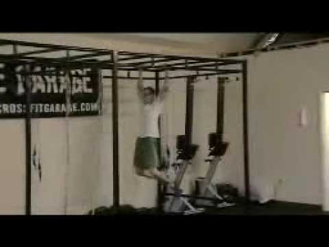 The garage a crossfit gym youtube