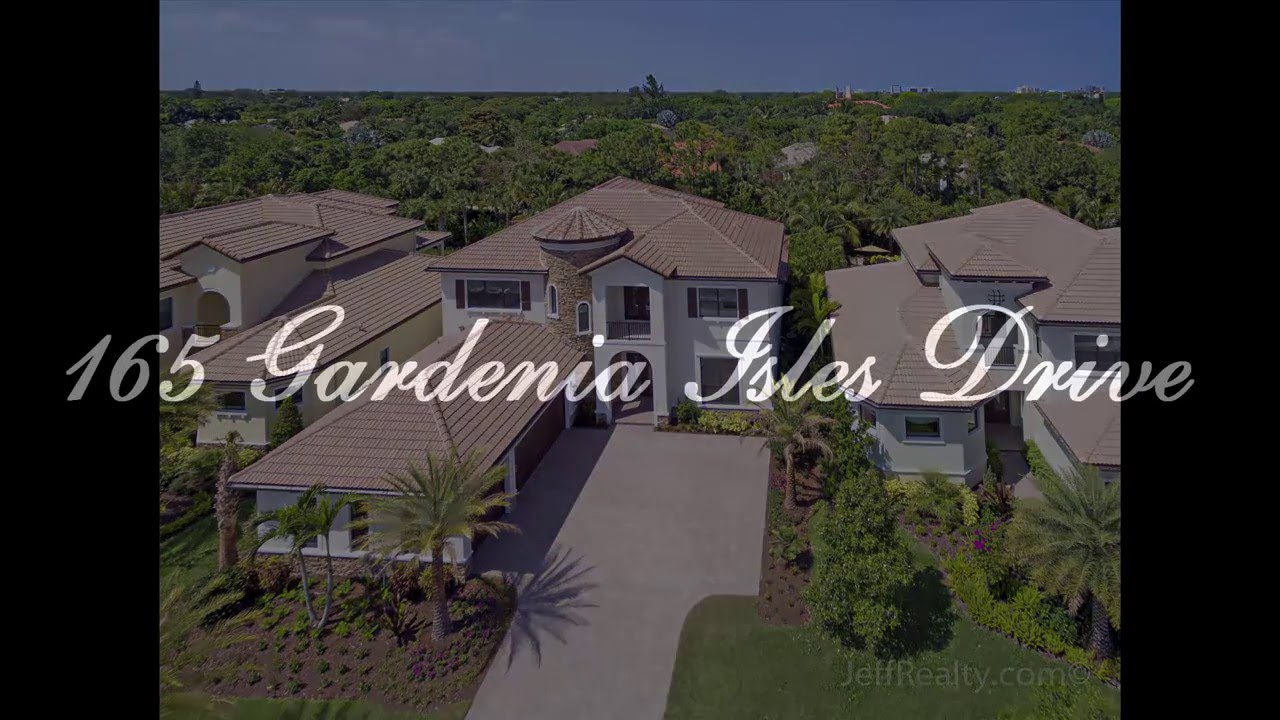 165 Gardenia Isles Drive   Gardenia Isles Homes For Sale   Palm Beach  Gardens Homes For Sale