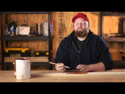 How to Finish Maple Wood : Woodwork & Carpentry