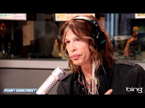 Steven Tyler Interview With Ryan Seacrest | Interview | On Air With Ryan Seacrest