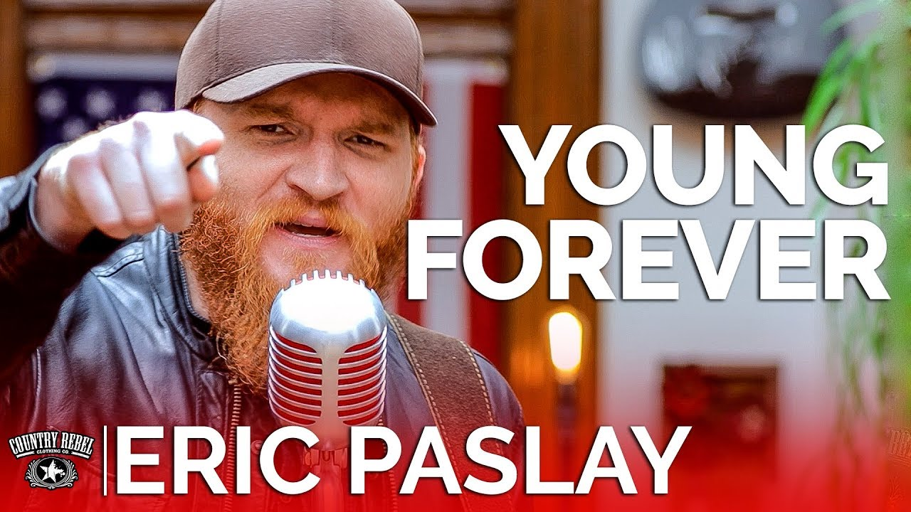Eric Paslay — Young Forever (Acoustic) // Country Rebel HQ Session