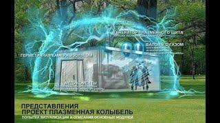 Проект «Колыбель». Владимир Пятибрат. Источник: Глубинная книга и форум Стезя. 2019 г.
