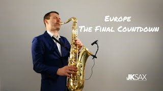 Baixar Europe - The Final Countdown - Saxophone Cover by JK Sax (Juozas Kuraitis)