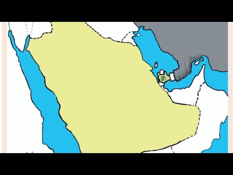 Qatar - Saudi Arabia crisis: Past, Present and Future