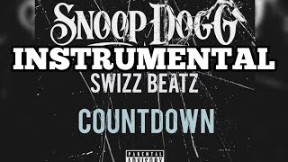 Snoop Dogg - Countdown (INSTRUMENTAL)