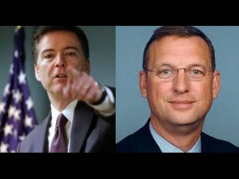 Doug Collins Proves Without A Doubt That FBI Director James Comey Covered Up Hillary Clinton's Lies