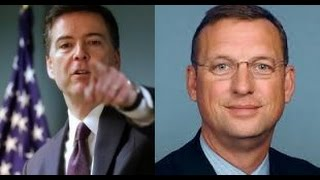Doug Collins Proves Without A Doubt That FBI Director James Comey Covered Up Hillary Clinton