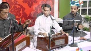 Morning Show Naya Sawera (Saqib Ali Taji Sons of Ali Mohammed Taji Qawal) Part 1