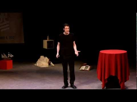 TEDxManitoba - TJ Dawe: An Experiment in Collective Intelligence