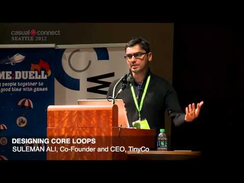 Designing Core Loops | Suleman ALI