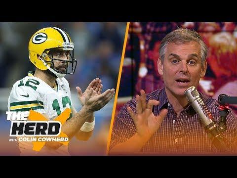 Blazin' 5: Colin's picks for 2018-19 NFL Week 8   NFL   THE HERD