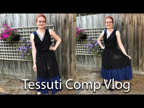 Tessuti Comp Vlog