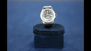 Best Moment: Tiffany & Company GMT-Master Rolex, ca. 1963