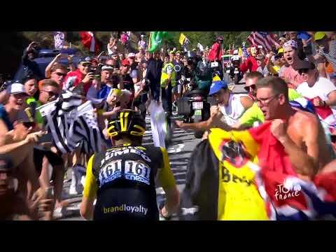 Tour de France 2018: Stage 12 highlights
