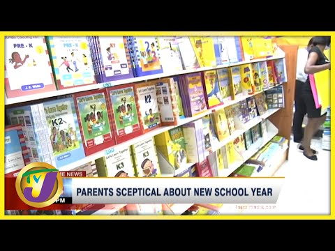 Jamaican Parents Sceptical About New School Year | TVJ News - Sept 6 2021