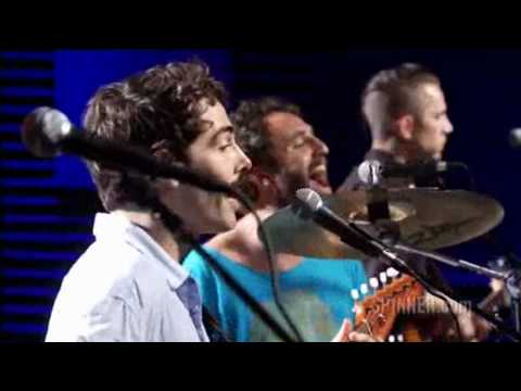 Local Natives -  World News @ Interface