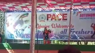 Kung-fu kumari song dance performance by Anusha