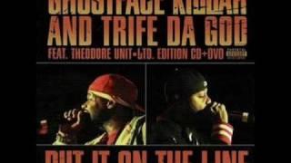 Trife Da God Feat. Ghostface Killah - Hustle Hard