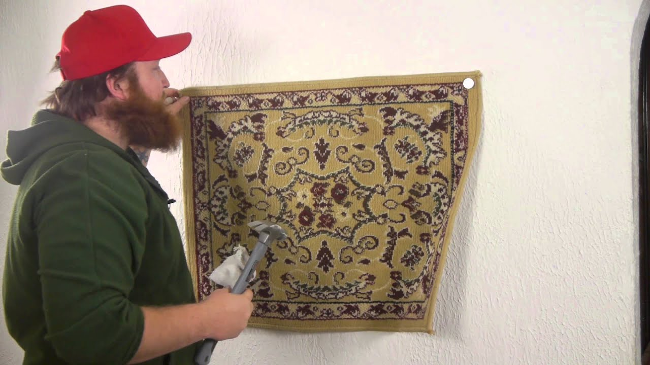 how to attach fabric to a wall nails screws u0026 wall hangings