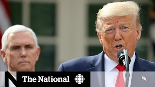 Trump declares national emergency in response to COVID-19